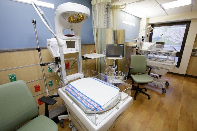 NICU at UF Health Shands Children's Hospital